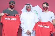 دلجویی باشگاه قطری از لژیونر ایرانی