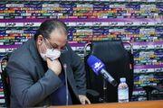 مهدی: در فیفادی دیدارهای لیگ برتر را برگزار نمیکنیم