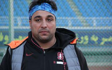 احسان حدادی: جراحی خارپاشنه درد خیلی شدیدی داشت