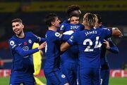 صعود موقت چلسی به رده سوم لیگ برتر انگلیس