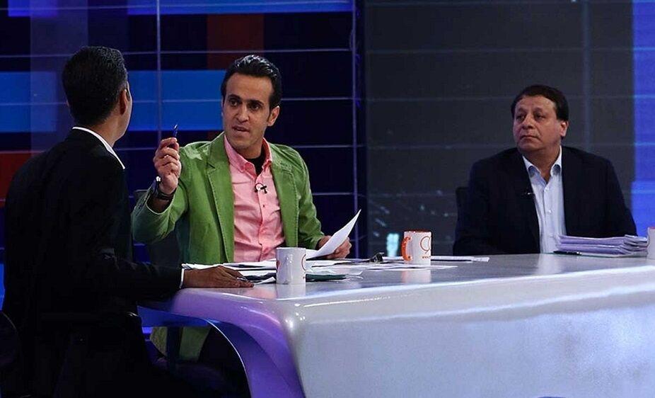 عکس| واکنش علی کریمی به حذف نام علیرضا فغانی از لیست داوران بین المللی ایران