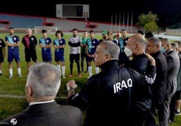 حمایت همهجانبه عراقیها از رقیب اصلی ایران/ مسابقات لیگ متوقف شد