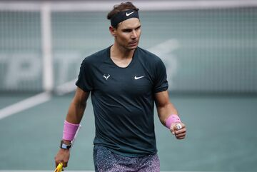 رافائل نادال: از فوتبال بیشتر از تنیس لذت میبردم