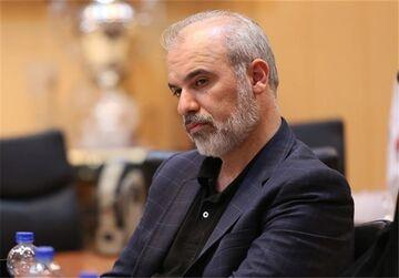 امیر خوشخبر: نیمکت ایران را به آدم کوچکی نمیدهیم