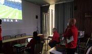 عکس| مربیان ایران در جلسه آنالیز