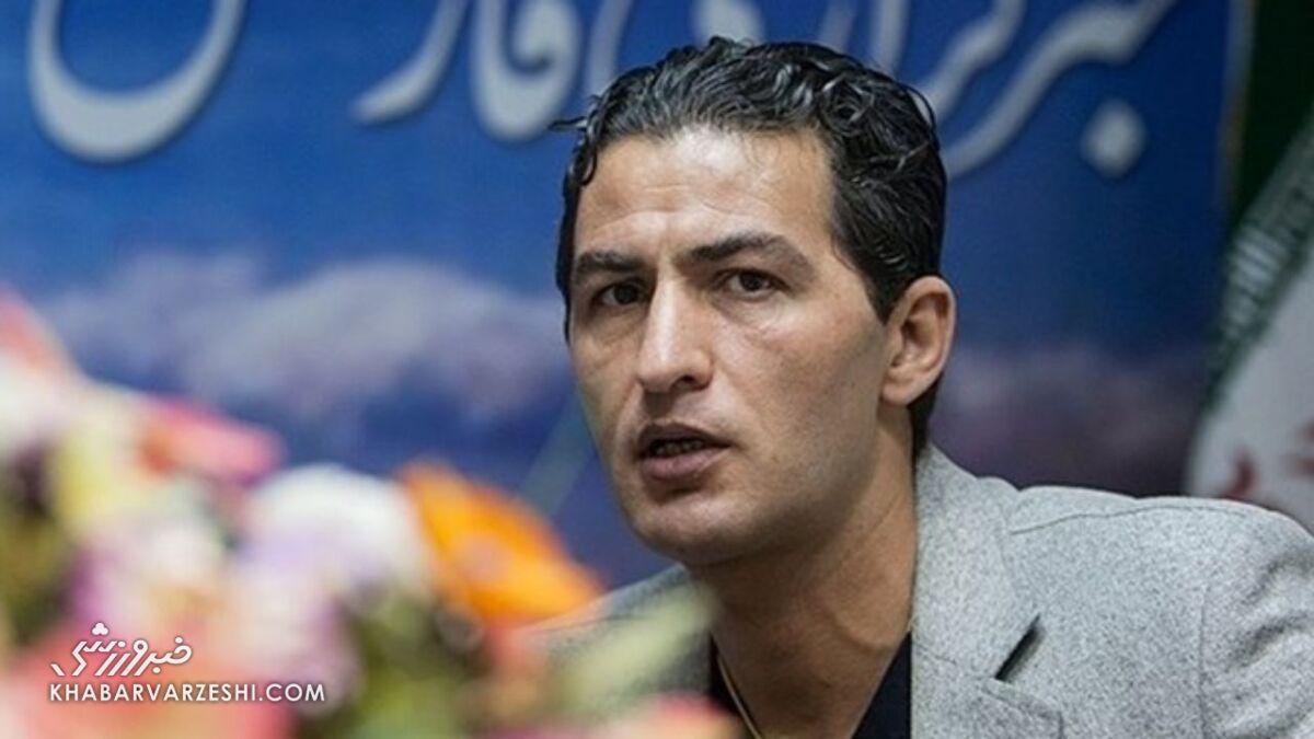 تمجید پرویز برومند از رشید مظاهری: او منجی استقلال در زمین بود