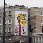 عکس| روبرت لواندوفسکی بهترین بازیکن جهان است
