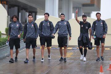 افزایش موارد ابتلا به کرونا در اردوی تیم ملی عراق