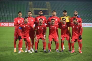 اعلام رسمی زمان مسابقات تیم ملی ایران در انتخابی جام جهانی 2022