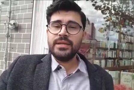 ویدیو  عذرخواهی مجری تلویزیون از هواداران پرسپولیس