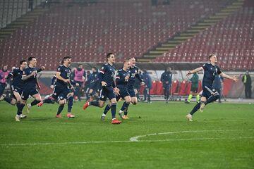 مجارستان، اسلواکی و اسکاتلند راهی جام ملتهای اروپا شدند