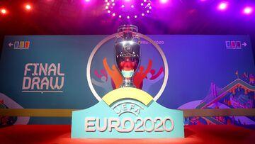 گروهبندی یورو ۲۰۲۰ کامل شد