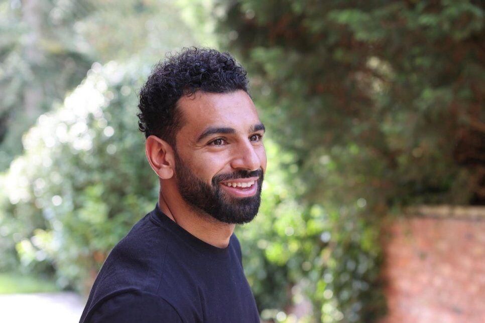 محمد صلاح بعد از عروسی برادرش کرونایی شد
