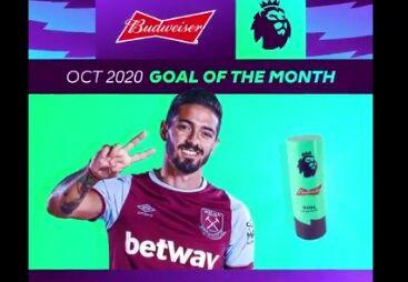 ویدیو| گل مانوئل لانسینی به تاتنهام، بهترین گل ماه لیگ برتر