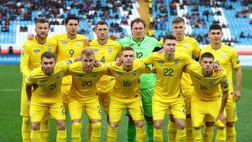 اوضاع وخیم اوکراین قبل از بازی با آلمان