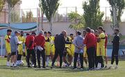 گزارش تصویری| تمرین تراکتوریها زیر نظر علیرضا منصوریان