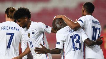 ویدیو| خلاصه بازی پرتغال ۰-۱ فرانسه