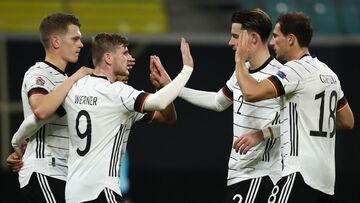 ویدیو| خلاصه بازی آلمان ۳-۱ اوکراین