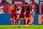 انگلیس حذف شد، بلژیک در آستانه صعود قرار گرفت