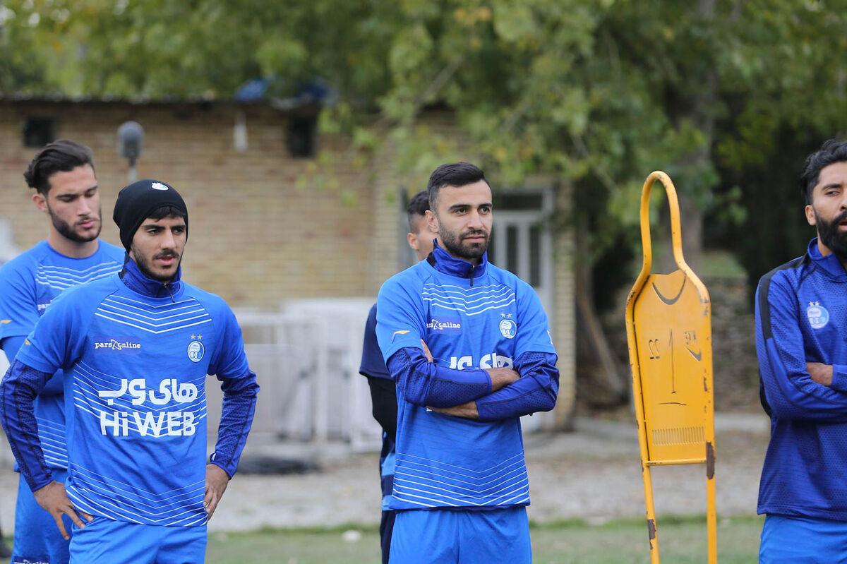 زکریا مرادی، سومین بازیکن جوان استقلال در آستانه جدایی