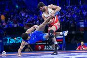 قهرمانی آسیا، دیدار تدارکاتی برای گزینشی المپیک