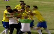 ویدیو| خلاصه بازی صنعت نفت آبادان ۲-۱ پیکان