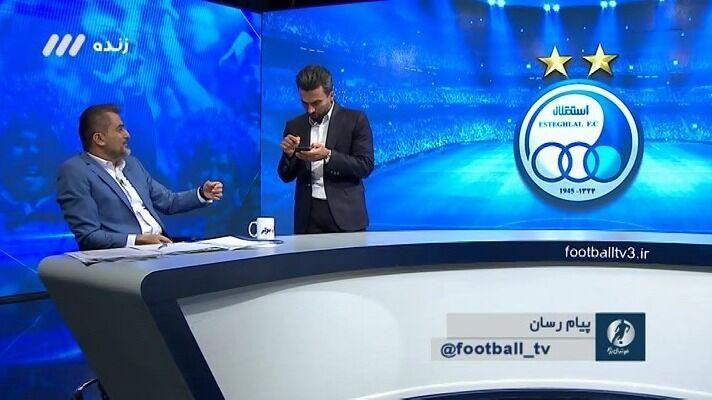 برنامه فوتبال برتر؛ شبه مناظرههای نودی!