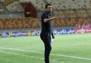 عکس| دیدار فامیلی جالب در زمین فوتبال