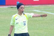دو بانوی ایرانی کاندیدای قضاوت در جام جهانی