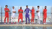 عکس| رونمایی از پیراهن جدید تیم قطری با لژیونرهای ایرانی
