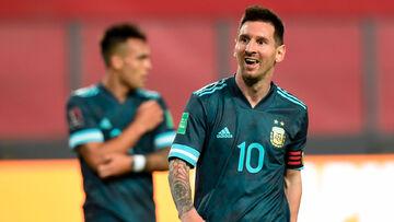 لیونل مسی: باید برای پیراهن تیم ملی آرژانتین جنگید