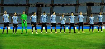 ۱۲ بازیکن اروگوئه بعد از لوئیس سوارس کرونایی شدند