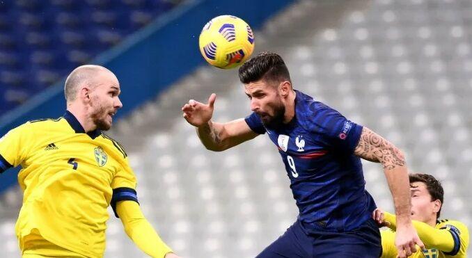 ویدیو| خلاصه بازی فرانسه ۴-۲ سوئد