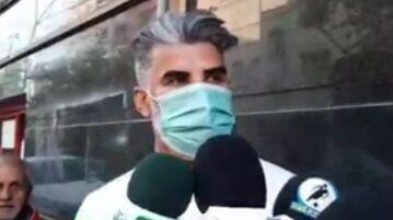 ویدیو| صحبتهای داوود فنایی پس از خروج از باشگاه پرسپولیس