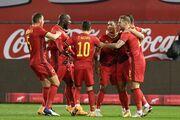 بلژیک به جمع ۴ تیم برتر رسید؛ انگلیس چهارتایی کرد