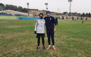 عکس| مدافع مورد نظر پرسپولیس در تیم جدیدش