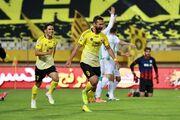 گزارش تصویری| پیروزی سپاهان مقابل آلومینیوم اراک