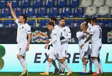 صعود ایتالیا و ناکامی هلندِ برنده