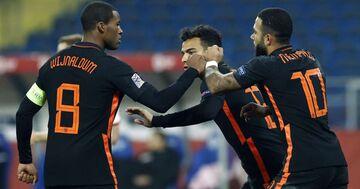 ویدیو| خلاصه بازی لهستان ۱-۲ هلند
