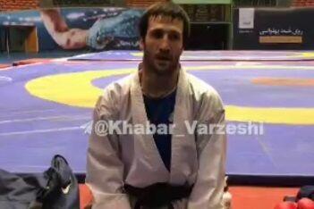 ویدیو| ملیپوش کاراته: ۶ ماه برای انتخابی المپیک فرصت دارم