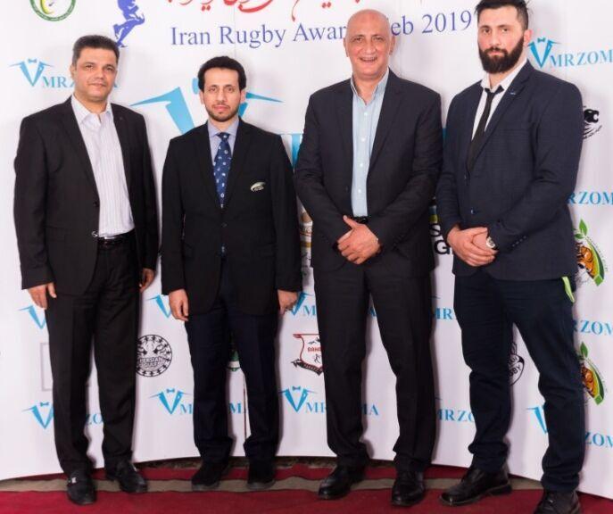 ایران عضو فدراسیون جهانی راگبی شد