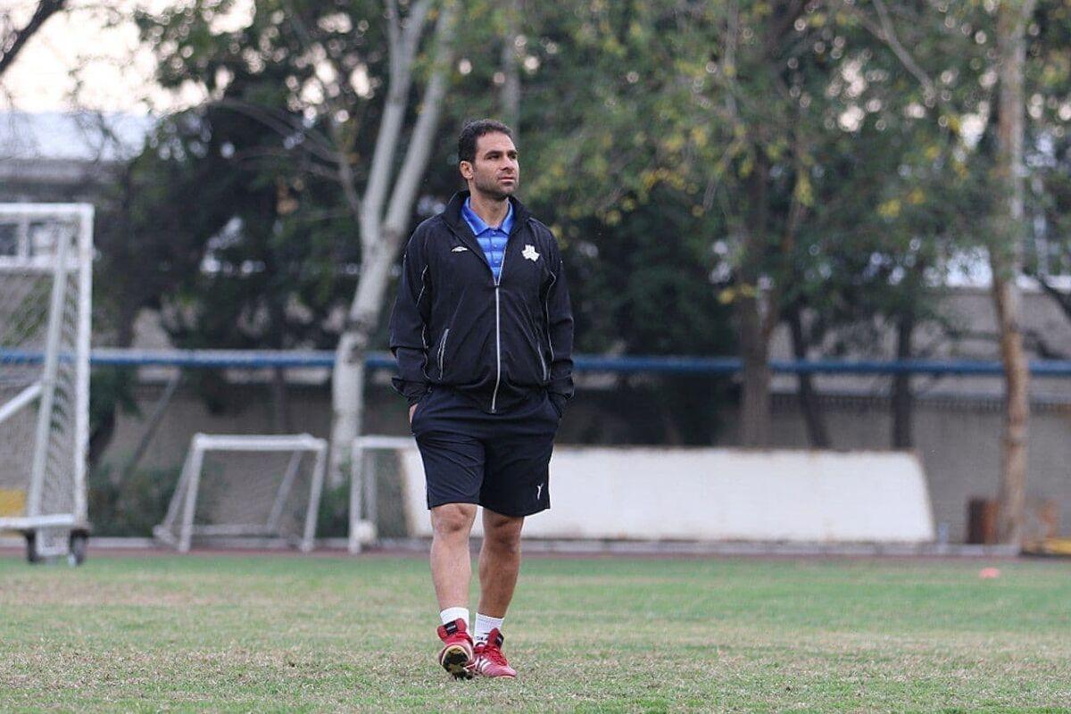 ابراهیم صادقی: فوتبال میتواند الگوی سایر رشته ها باشد