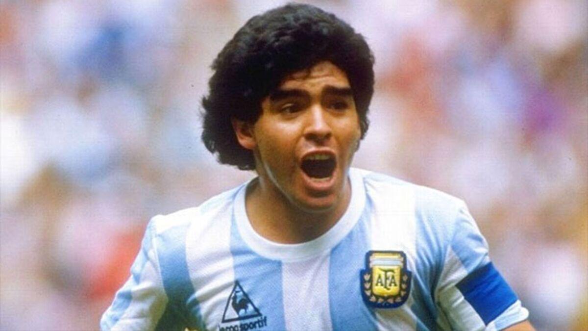 ویدیو| تنها راهی که میشد دیگو مارادونا را مهار کرد