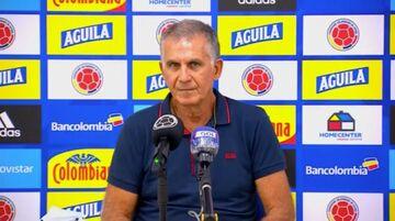 چرا جانشین کارلوس کیروش در تیم ملی کلمبیا انتخاب نشد؟