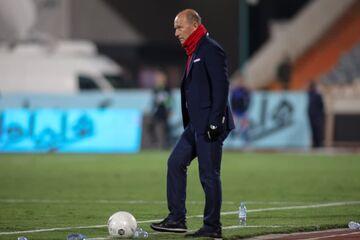 نقشه راه فوتبال ایران در دستان سرمربی سابق پرسپولیس