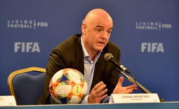جانی اینفانتینو: جام جهانی، قطر و منطقه را متحول میکند