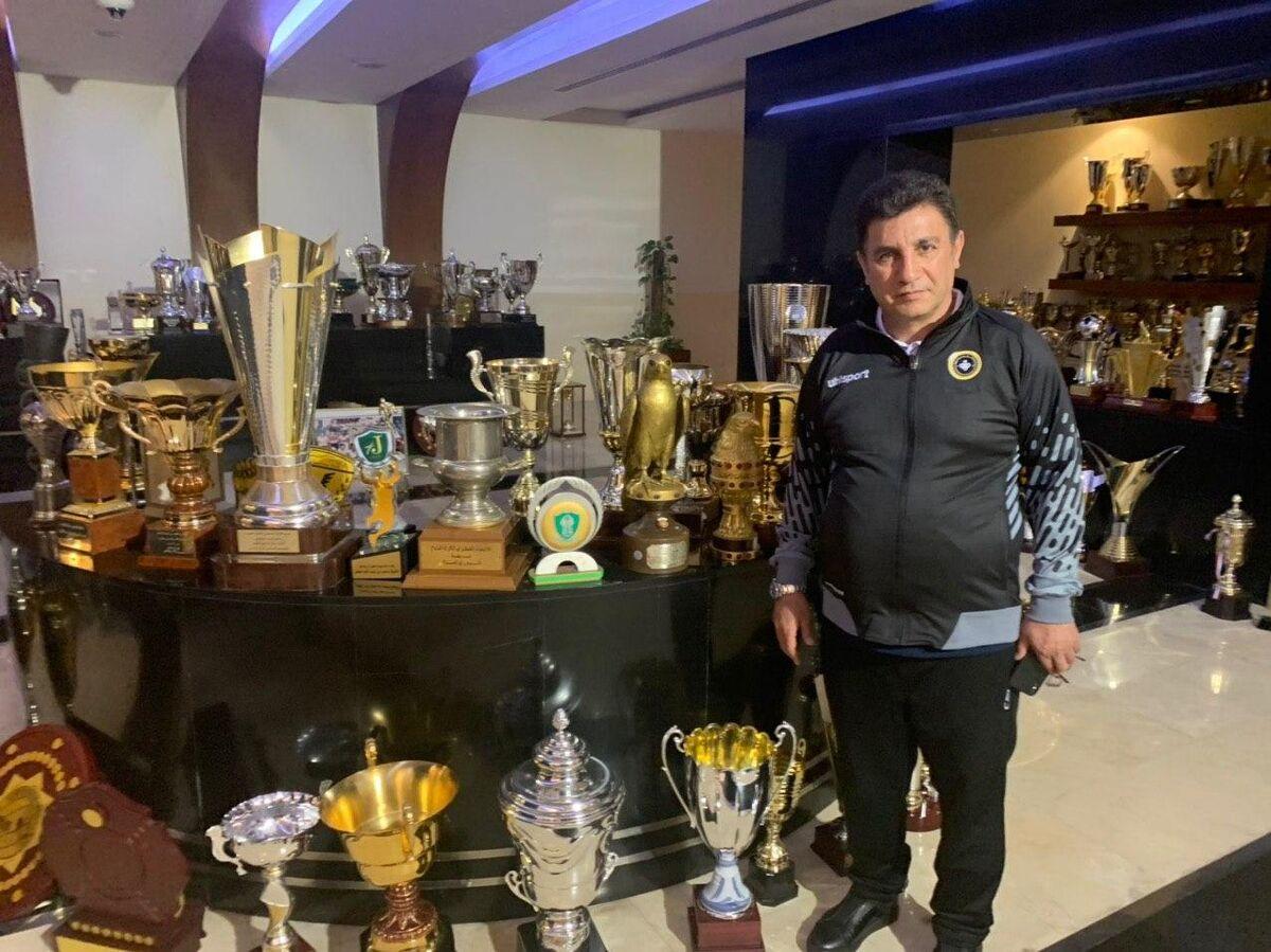 پرافتخارترین مربیان باشگاهی ایران؛ امیر قلعهنویی در صدر