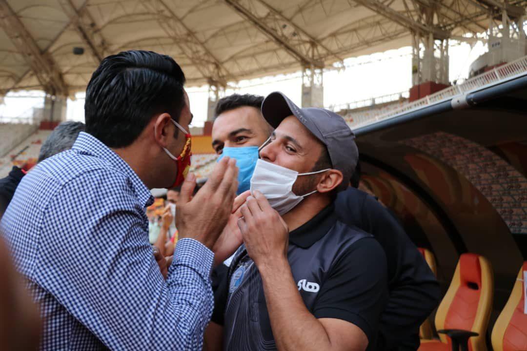 آرش برهانی: در حق محمود فکری اجحاف شد