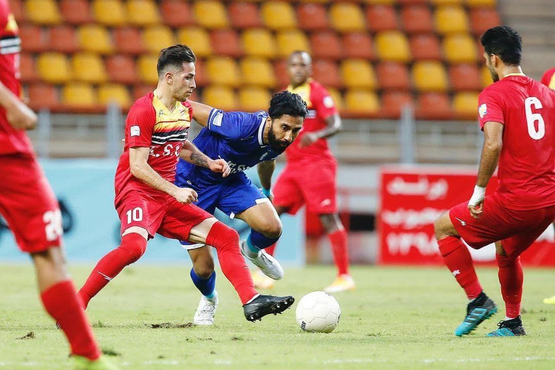 فرشید باقری: اگر من مقصرم، مسئولان باشگاه کاری کنند زودتر از تیم بروم