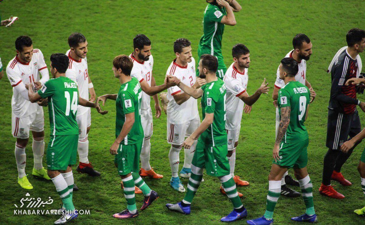 نظرسنجی AFC درباره گروه ایران در انتخابی جام جهانی